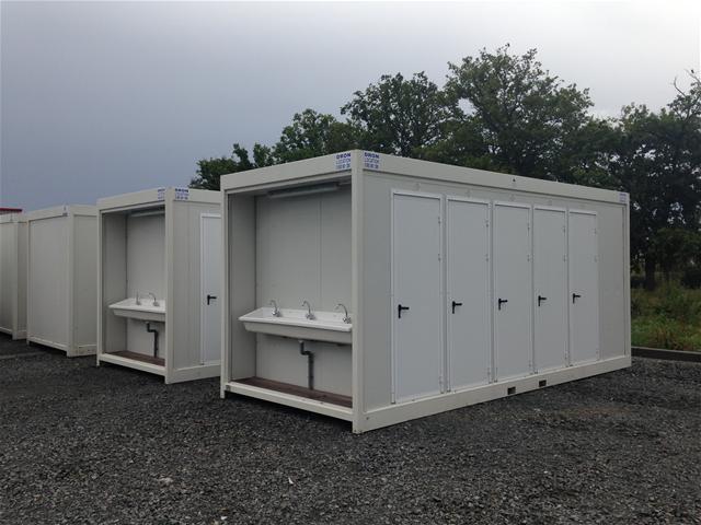 location module 10 douches dron location. Black Bedroom Furniture Sets. Home Design Ideas
